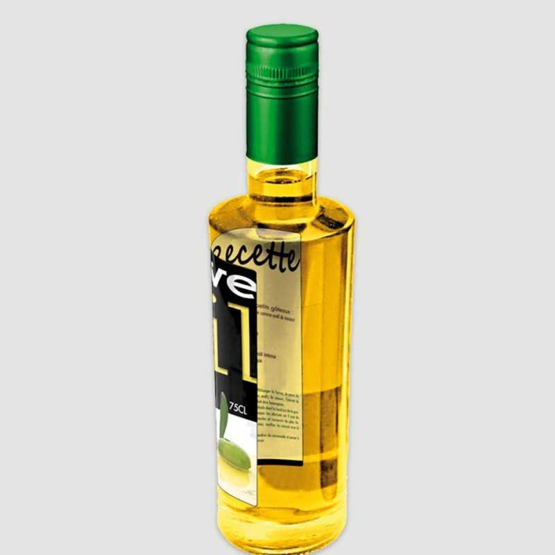 Etiquettes personnalisées pou bouteille recto verso
