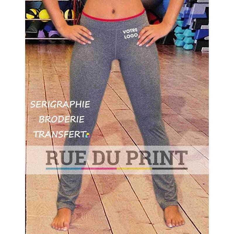 Pantalon publicité femme Fitness Agrandir l'image Pantalon femme Fitness Pantalon femme Fitness Pantalon femme Fitness Pantalon
