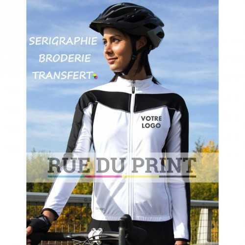Gilet publicité femme Performance S-L 170 g/m² 100% polyester, COOL DRY ® Fermeture à glissière
