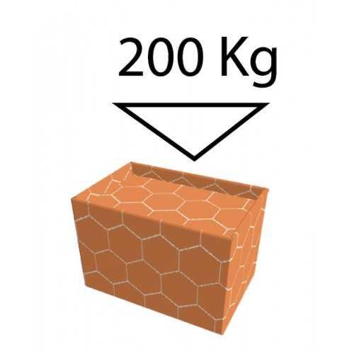 Etagère carton 60 x 40 x 40 cm