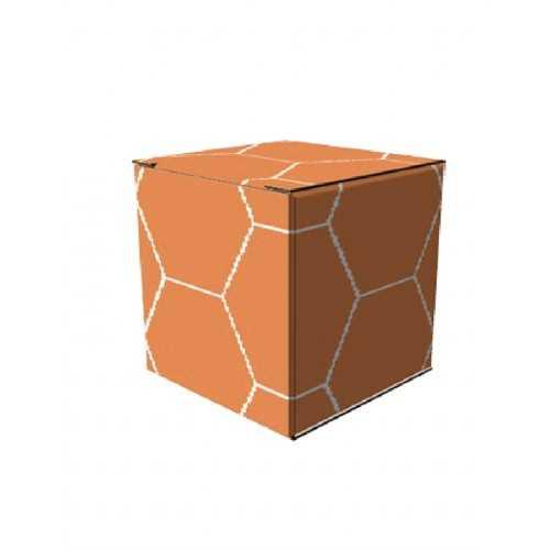 Boites et cubes en carton personnalisés 10x10x10 cm