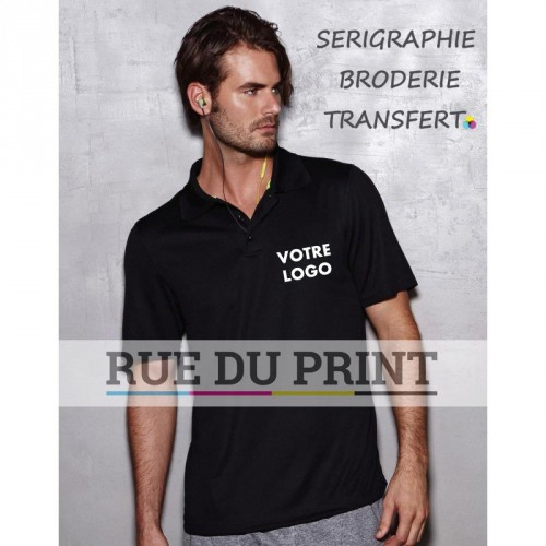 Polo homme Active 140