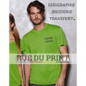 Tee-shirt homme Active Touch Men