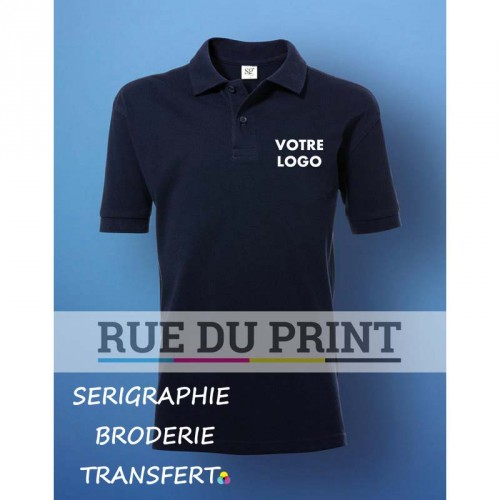 Polo enfant Cotton
