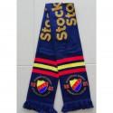écharpes tricotées jacquard-standard personnalisées