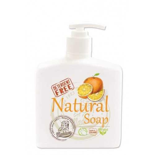 savon liquide naturel orange