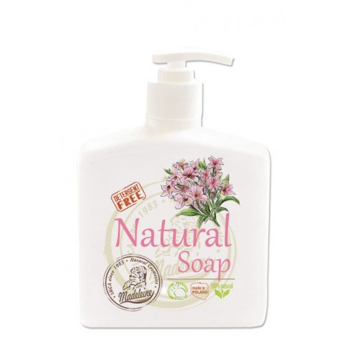 savon liquide naturel jasmin