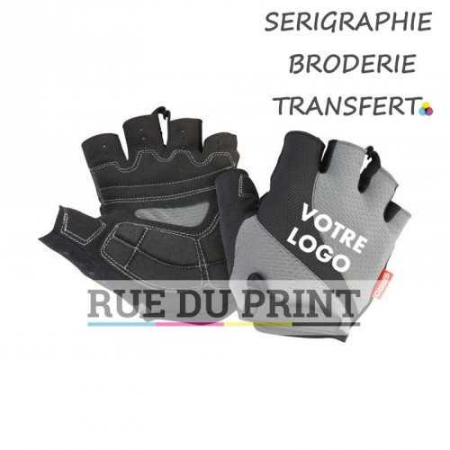 Gants publicités Spiro été 40 g/m² dessus: 85% nylon, 15% élasthanne paume: 100% polyester (microfibre) pouce: 100% polyester