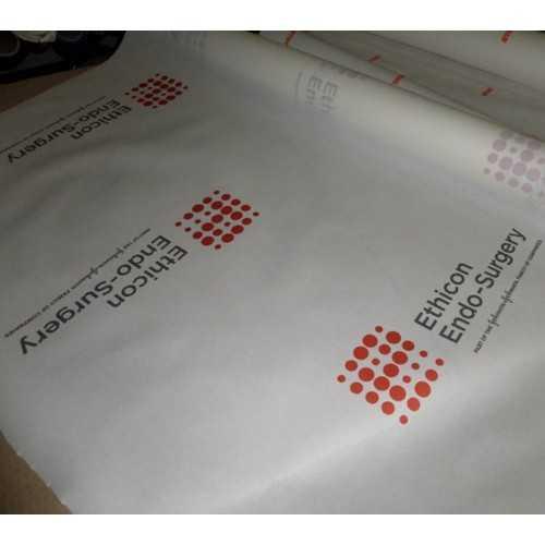 Nappe papier imprimée