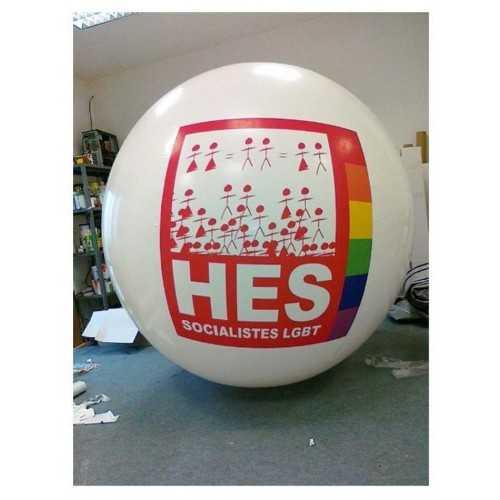 Ballons (diamètre 1.80 à 6 mètres)