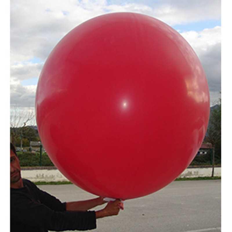 Ballons de baudruche rond