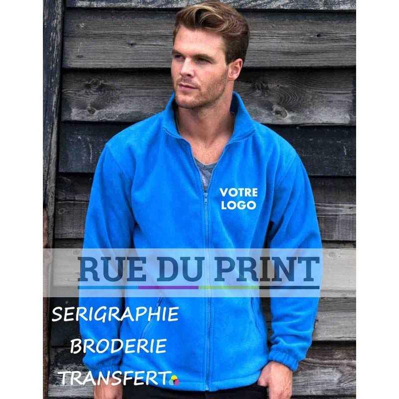 Polaire publicité Fashion Fleece
