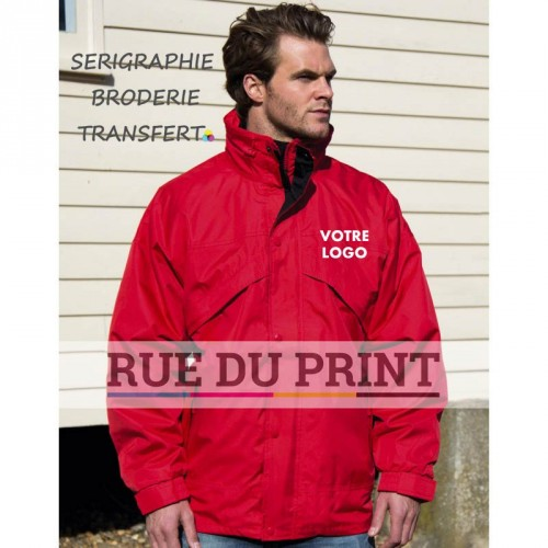 Veste 3 en 1 Fleece