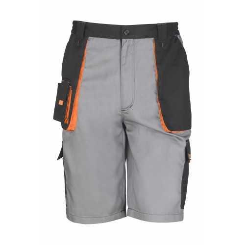 Short personnalisé LITE 80% polyester, 20% coton (sergé), 200 g/m² Poids léger