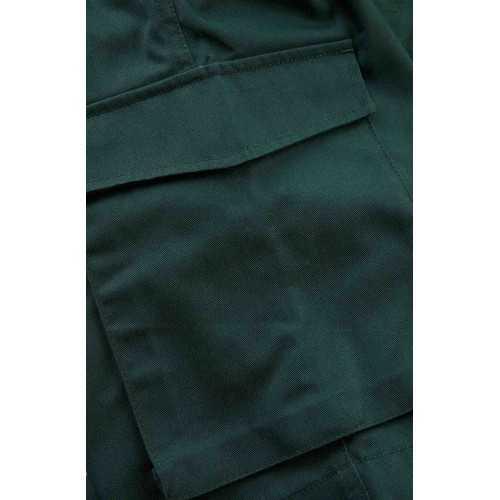 Short personnalisé Workwear 65% polyester, 35% coton twill, 245 g/m2 taille élastiquée pour plus de confort coupe moderne