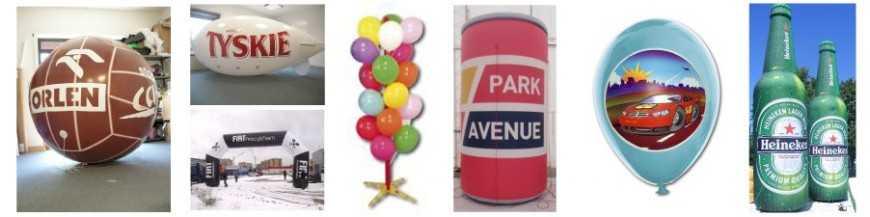 Ballons et gonflables