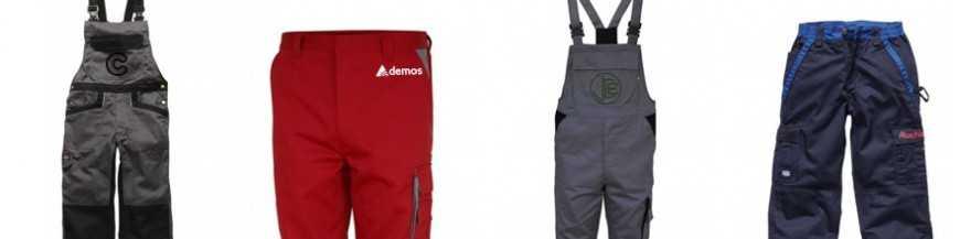 Pantalons, shorts et salopettes