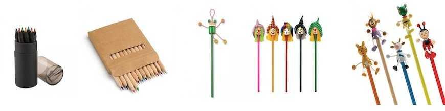 Crayons personnalisés - Objets publicitaires